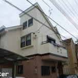 「埼玉県富士見市K様邸 コントラストを活かした塗り替え 外壁・屋根:ハイパーユメロック」サムネイル