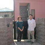 「富士見市U様、「近所の評判も良く満足している。」」サムネイル