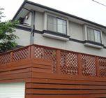 「神奈川県横浜市 築10年外壁塗装:2液形遮熱シリコン、屋根塗装:光触媒塗装」サムネイル