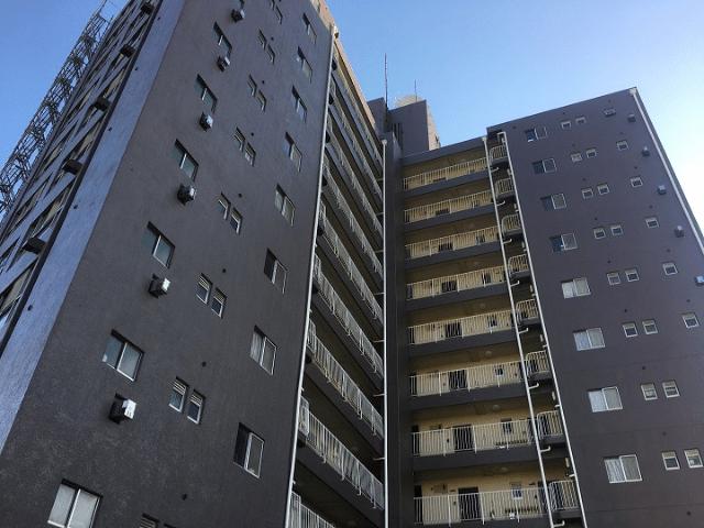 マンション 大規模修繕期間20