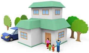 家塗替えイメージ
