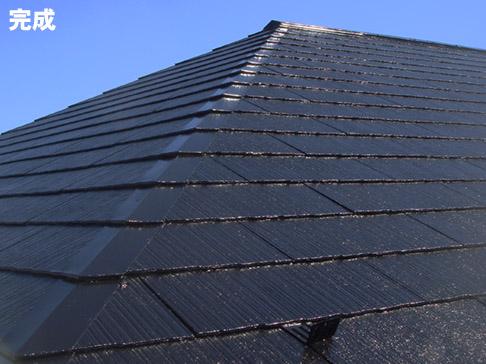 屋根塗装完成.jpg