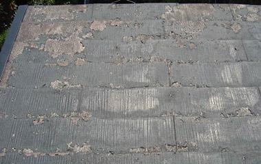 【屋根塗装】屋根傷み