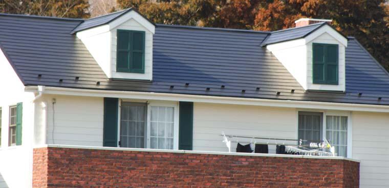 【屋根塗装】屋根塗装完成写真