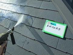 H28.5月草加市K様邸外壁塗装高圧洗浄屋根.jpg