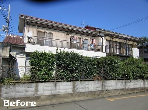 H28.6月さいたま市H様邸外壁塗装施工前.jpg