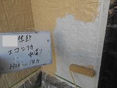 H28.6月茨城県H様邸外壁上塗り①.jpg