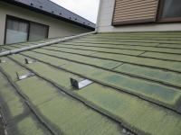 さいたま市、屋根塗装施工前