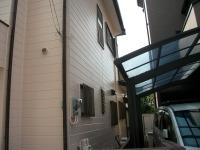 さいたま市、外壁塗装、屋根塗装施工後比較