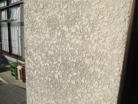埼玉県入間郡越生町I様邸の外壁汚れ写真