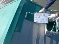 H27.1月川越市M様屋根中塗り.jpg