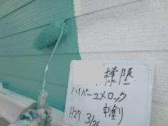 H27.6月入間市Y様外壁2F中塗り.jpg