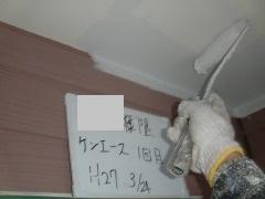 H27.6月入間市Y様軒天塗装1.jpg