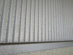 H28.10月ときがわ町Y様邸施工前外壁ガルバリウム