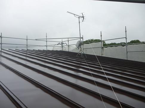 H28.10月所沢市S様邸トタン屋根塗装施工後.jpg