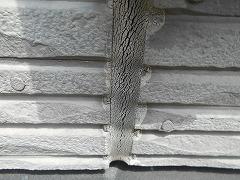 H28.11月所沢市K様邸外壁塗装屋根塗装施工前コーキング.jpg
