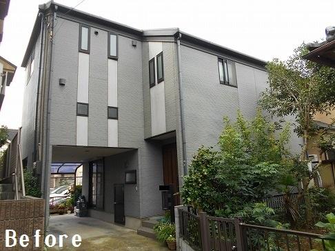 H28.11月所沢市K様邸外壁塗装屋根塗装施工前.jpg