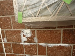 H28.12月入間市O様邸外壁屋根塗装サイディング剥がれ補修後