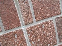 H28.12月入間市O様邸外壁屋根塗装施工前外壁目地