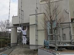 H28.4月鶴ヶ島市A様邸施工前足場組み.jpg