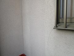 H28.9月川越市A様邸外壁塗装施工前診断変色