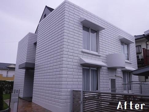 H29.1月 鶴ヶ島市O様邸外壁塗装施工後①.jpg