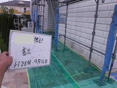 H29.1月 鶴ヶ島市O様邸外壁塗装養生②.jpg