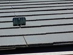 H29.2月幸手市N様邸外壁塗装・屋根塗装施工前屋根