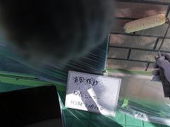 H29.2月東松山市吉岡様邸外壁塗装下塗り①