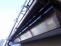 H29.2月東松山市吉岡様邸外壁塗装付帯塗装破風.jpg