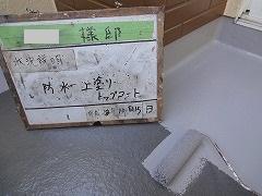 H29.2月幸手市N様邸外壁塗装・屋根塗装・ベランダ防水上塗り.jpg