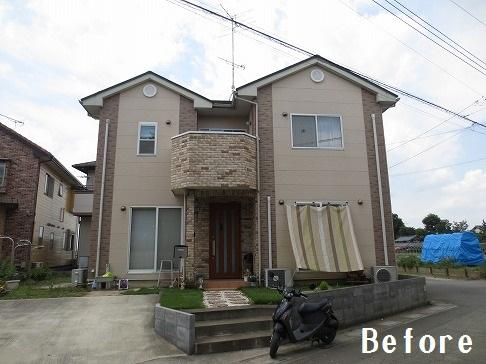 H29.2月幸手市N様邸外壁塗装・屋根塗装施工前.jpg