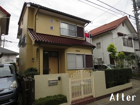 H29.3月さいたま市大和田様邸外壁塗装屋根塗装施工後.jpg