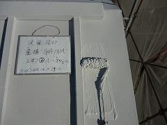 H29.3月さいたま市渡辺様屋根塗装上塗り②