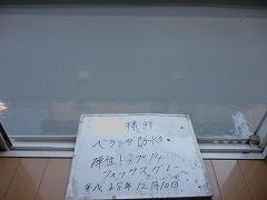 H29.3月戸田市A様邸外壁塗装ベランダ防水③トップコート