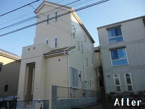 H29.3月戸田市A様邸外壁塗装施工後