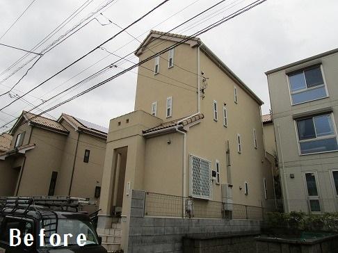 H29.3月戸田市A様邸外壁塗装施工前.jpg