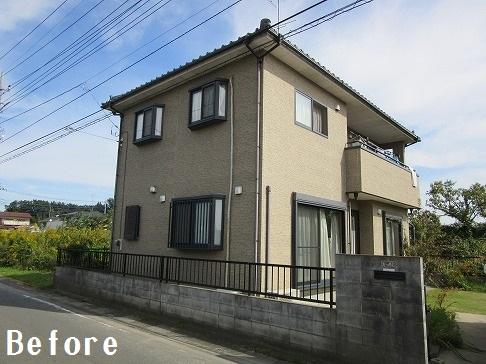 H29.3月北本市(外壁塗装)松本様邸塗装施工前.jpg