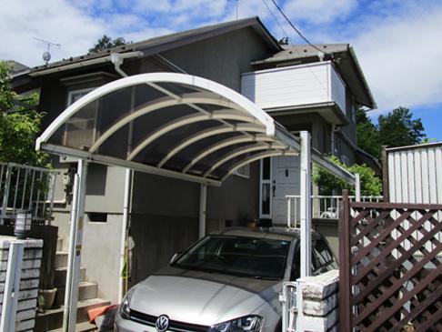 T様邸外壁塗装、屋根塗装