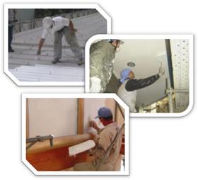 塗装施工の写真