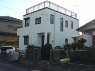 「入間郡毛呂山町 外壁塗装:光触媒塗料。」サムネイル