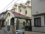 「所沢市大澤様邸 外壁塗装:ファインシリコンセラ、屋根塗装:ファインシリコンベストクール。」サムネイル