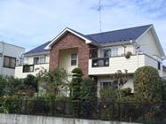 「比企郡鳩山町富岡様邸 外壁塗装・屋根塗装:ルミステージ。」サムネイル