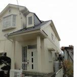 「外壁塗装&屋根塗装をシリコンで築23年で初めての塗替え」サムネイル