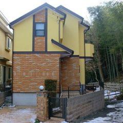 「外壁塗装に光触媒コート、屋根塗装をフッ素樹脂塗料で施工」サムネイル