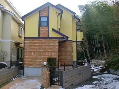 「東京都清瀬市 外壁塗装:光触媒コート 屋根塗装:フッ素樹脂塗料」サムネイル