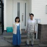 「埼玉県さいたま市、神戸様「細かい所まで良くやって頂き、見違えるように綺麗になりました。」」サムネイル
