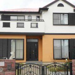 「坂戸市谷口様邸 外壁塗装:パーフェクトトップ、屋根塗装:ハイパーユメロック。」サムネイル
