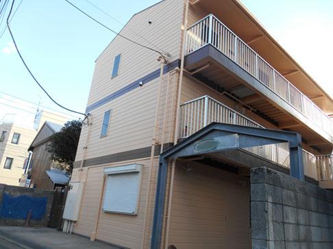 「東京都渋谷区K様屋根塗装に断熱塗料ガイナで住人の環境を思いやり」サムネイル
