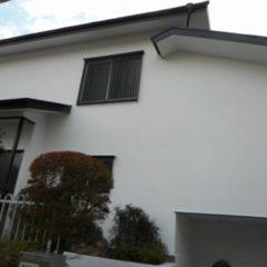 「鳩山町H様邸 外壁塗装:水性シリコンセラUV、屋根塗装:ユメロック。」サムネイル